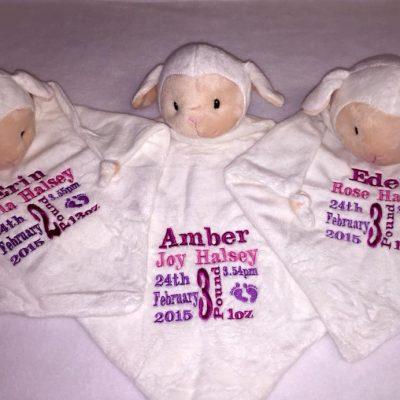 Lamb Comfort Blanket