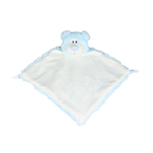 blue bear comfort blanket