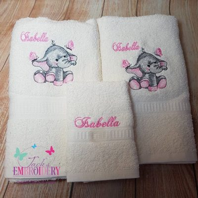 ELLIE TOWEL SET