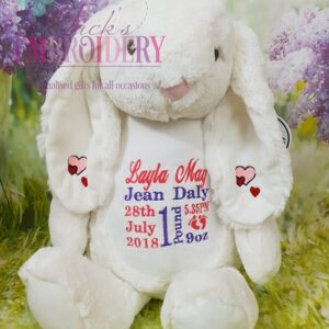 mumbles bunny
