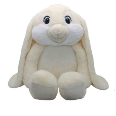 Hidey Boo Cream Bunny